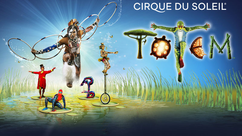 Totem, Cirque Du Soleil, London, Royal Albert Hall, Circus, TotalNtertainment