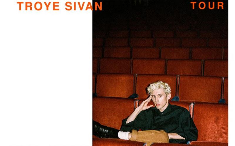 Troye Sivan, Tour, Manchester, TotalNtertainment,