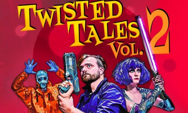 'Twisted Tales' is heading to Harrogate Theatre