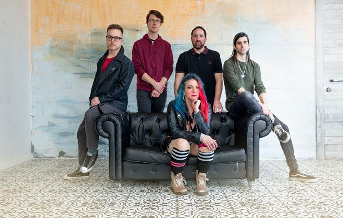 Typhoid Rosie, Music, Queen of Swords, New Album, TotalNtertainment