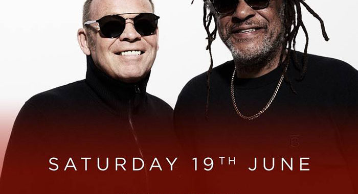 UB40 ft Ali Campbell and Astro to play Scarborough