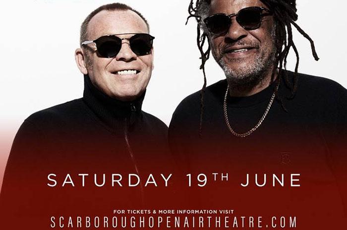 UB40, Music, Ali Campbell, TotalNtertainment, Scarborough, Open Air Theatre,