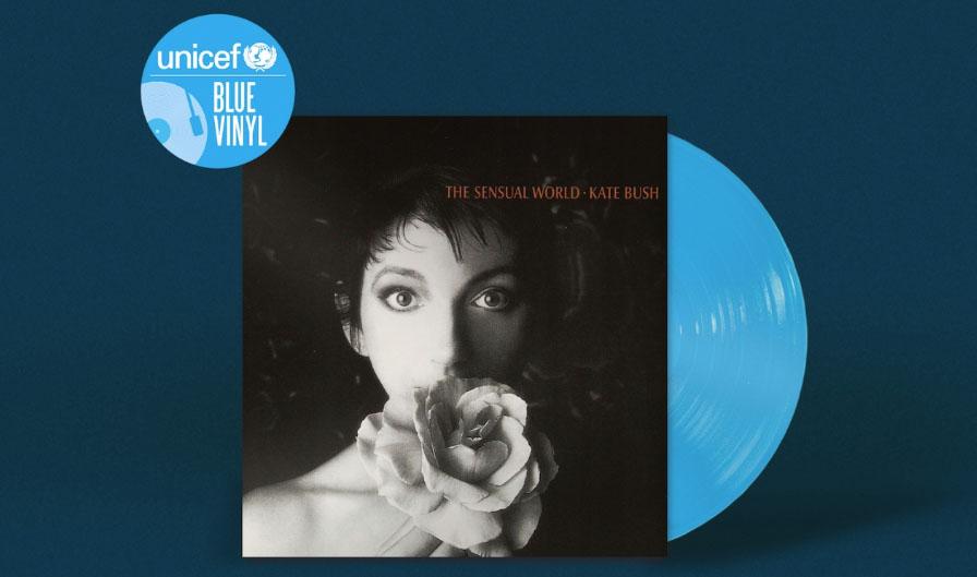 Unicef Blue Vinyl, 50 Albums, TotalNtertainment, Music
