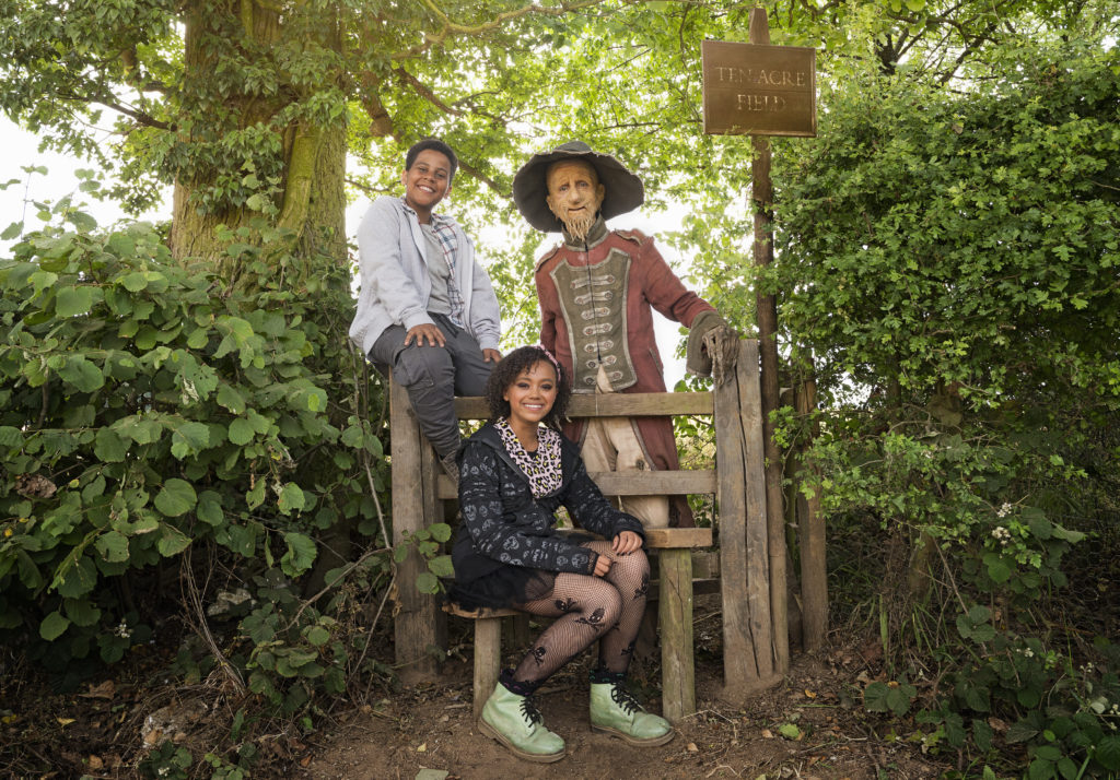 Mackenzie Crook, Worzel Gummidge, TotalNtertainment, Comedy, BBC1