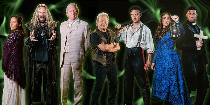 Jeff Wayne, War Of The Worlds, Musical, Theatre News, TotalNtertainment