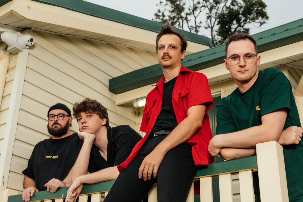 Waxflower, Brisbane, Music, New Release, We Might Be Alright