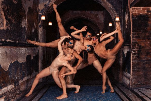 We Are As Gods, Theatre News, James Cousins, Dance, TotalNtertainment