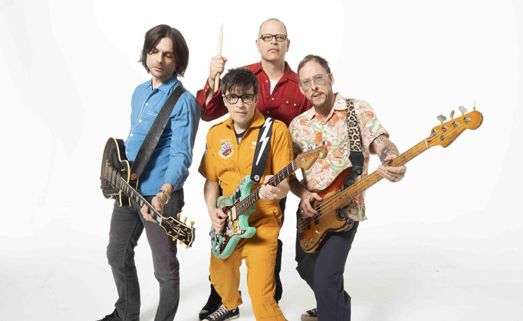 Blue, Dream, Weezer, Hero, Music, New Single, TotalNtertainment