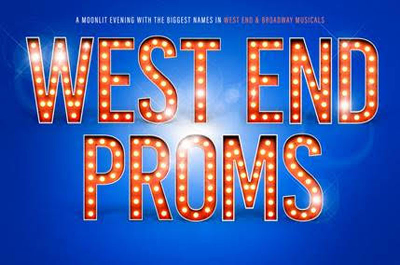 West End Proms, Music, TotalNtertainment, Scarborough, Open Air Theatre