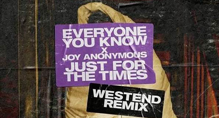 Just For The Times – EYK and Joy Anonymous