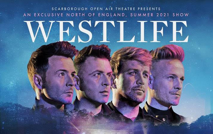 Westlife, Scarborough, Open Air Theatre, Music, TotalNtertainment