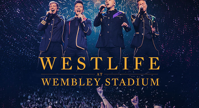 Westlife to play two nights at Wembley Stadium