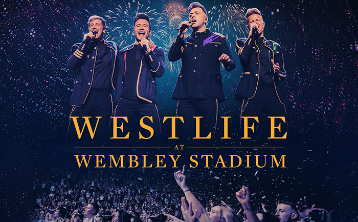 Westlife, Music, Wembley Stadium, London, TotalNtertainment