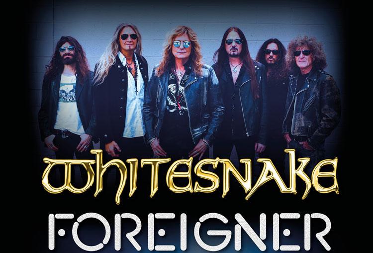Whitesnake, Foreigner, Europe, Music, Tour, TotalNtertainment