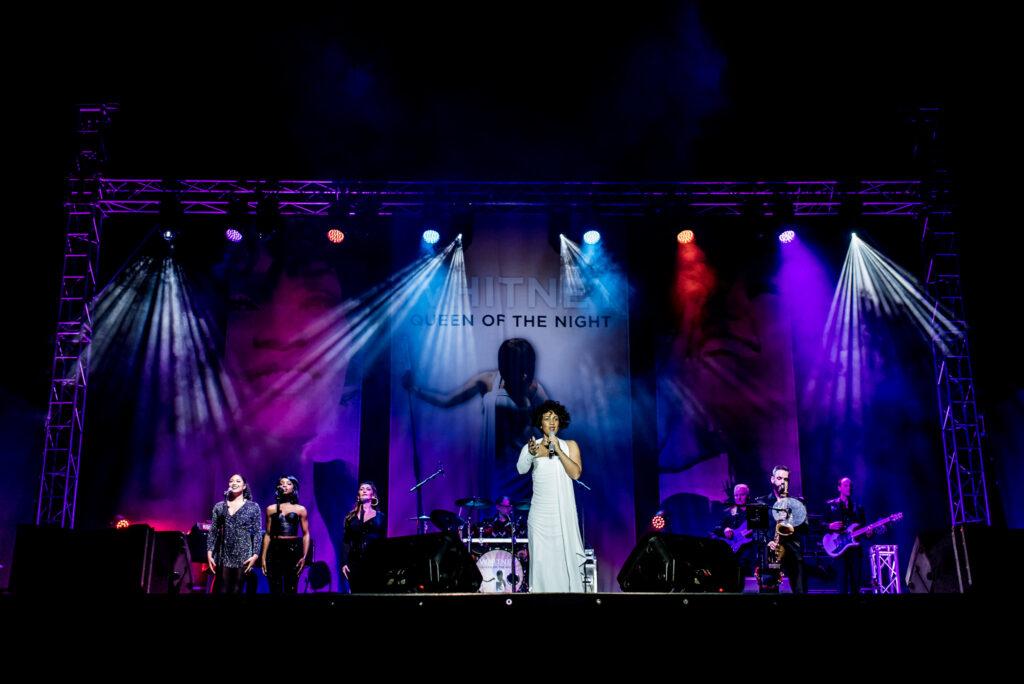Whitney Houston Tribute, Music News, Scarborough Open Air Theatre, TotalNtertainment