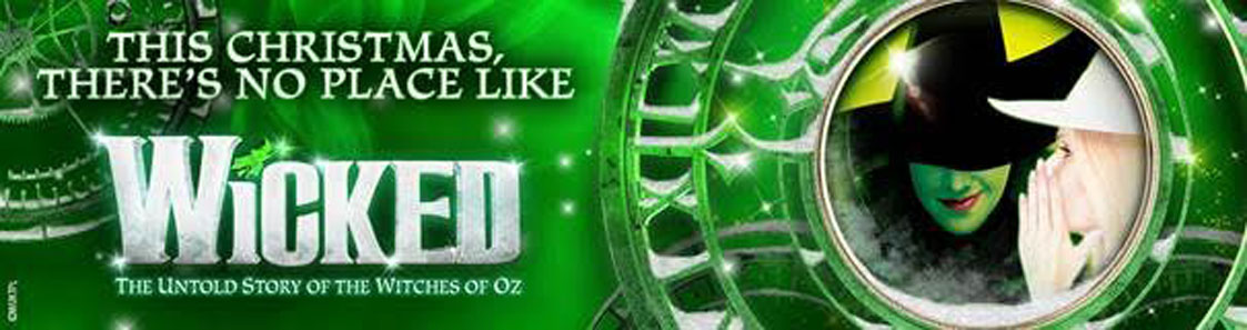 Wicked, tour, Manchester, TotalNtertainment, Musical