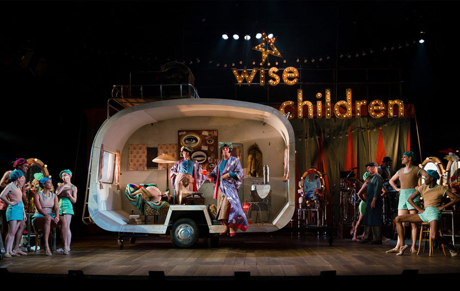 Wise Children, Old Vic, Theatre, TotalNtertainment, Manchester