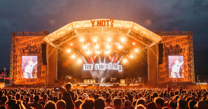 Y Not At Home Festival 24th &25th July