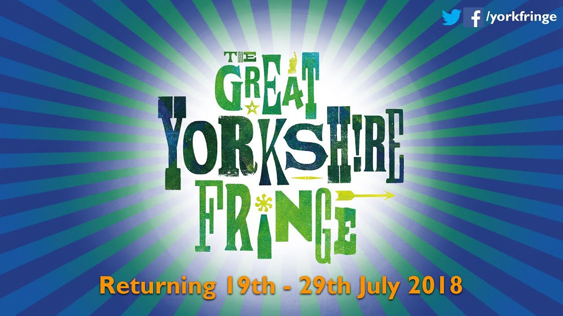 The Yorkshire Fringe, York, Comedy, totalntertainment