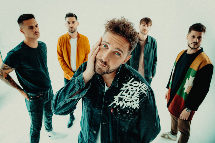 You Me At Six, New Single, Music, Leeds, TotalNtertainment