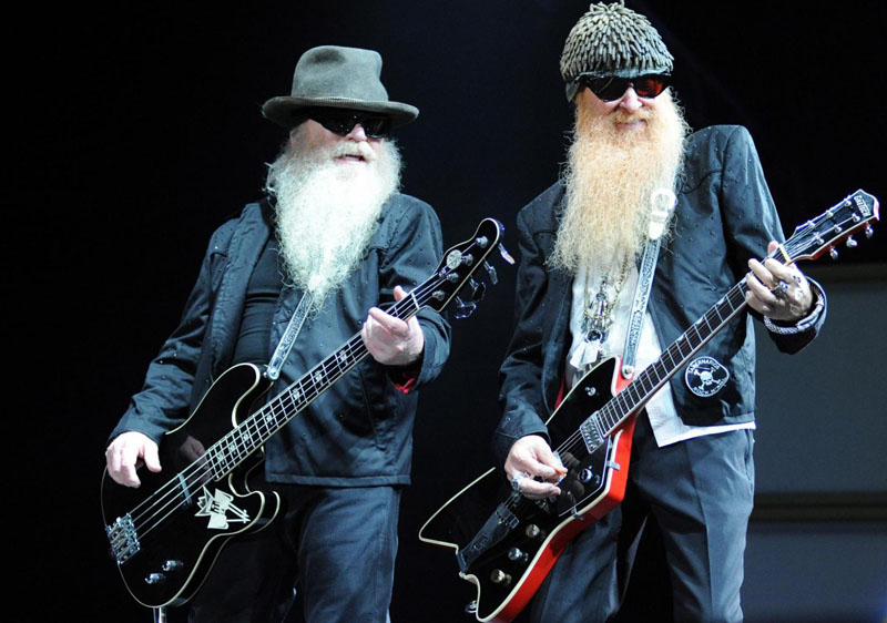 ZZ Top, Tour, TotalNtertainment, Music, 50 years