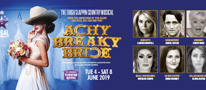 Stellar Cast Announced For Hilarious Country Musical Achy Breaky Bride