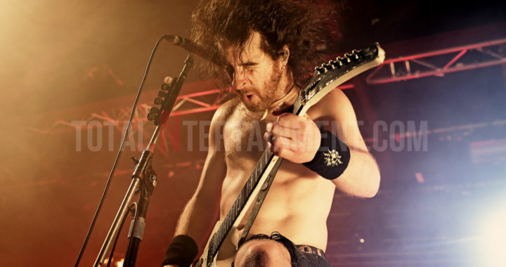Airbourne rocks the O2 academy in Liverpool