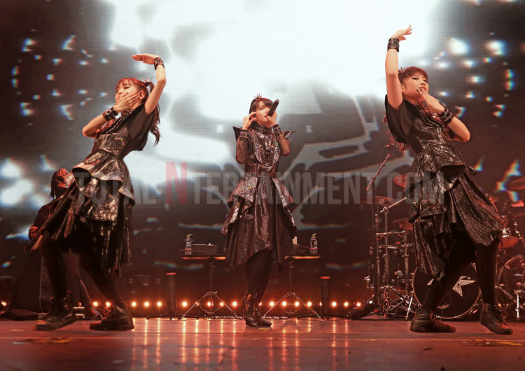 Babymetal, Manchester, TotalNtertainment, Music, Tour, Review, Japanese