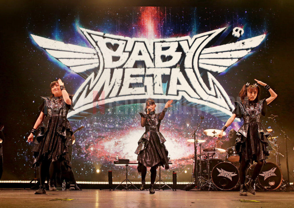Babymetal, Manchester, TotalNtertainment, Music, Tour, Review,J apanese