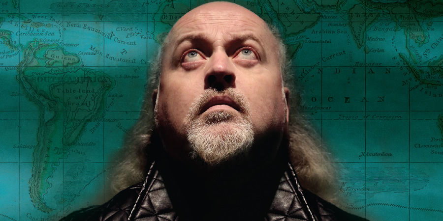 Bill Bailey is about to embark on his 51 date tour