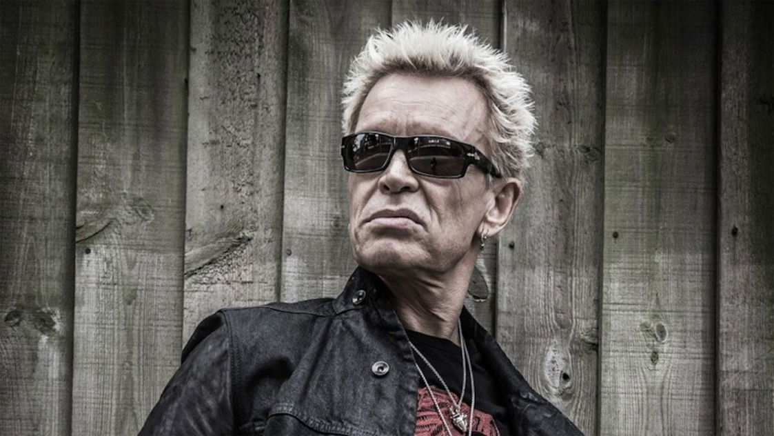 Billy Idol, Tour, Manchester, TotalNtertainment, Music
