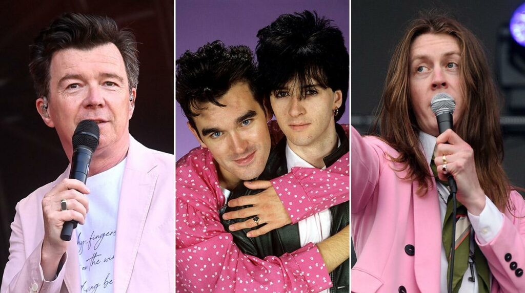 The Songs Of The Smiths, The Blossoms, Rick Astley, Music News, Live Event, TotalNtertainment