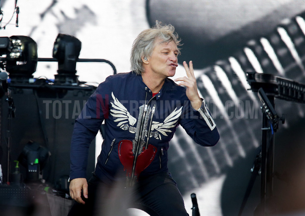 Bon Jovi, Music, Liverpool, Anfield, TotalNtertainment, Review, Sakura