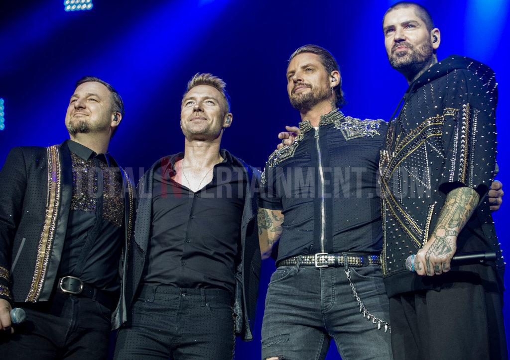 Boyzone, Liverpool, Sakura, TotalNtertainment, Review,