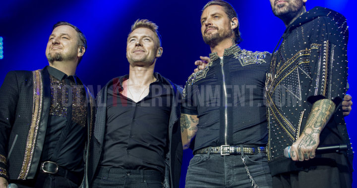 Boyzone say an emotional farewell to Liverpool
