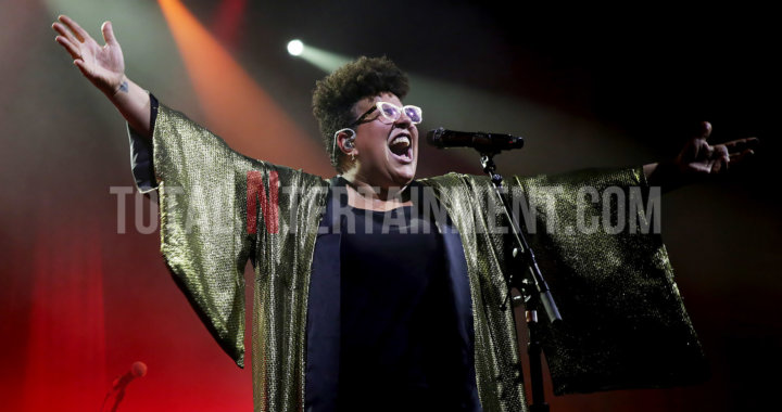 Brittany Howard performs at the Manchester Ritz