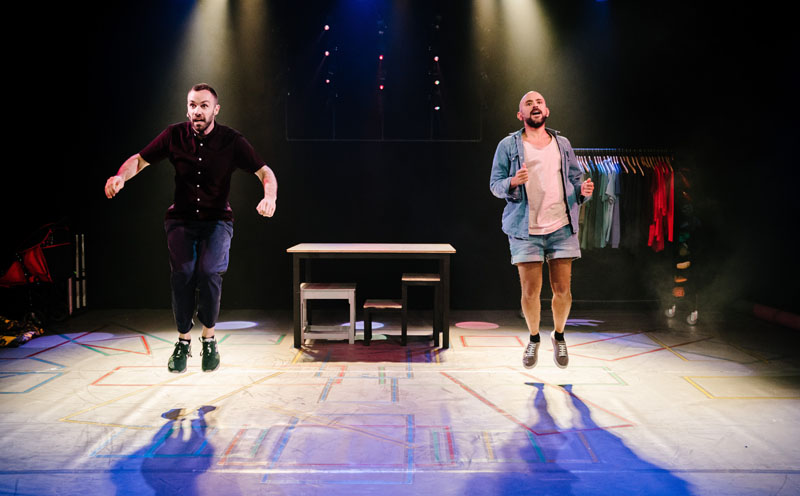 Queer, Contact, Theatre, Festival, Manchester, TotalNtertainment