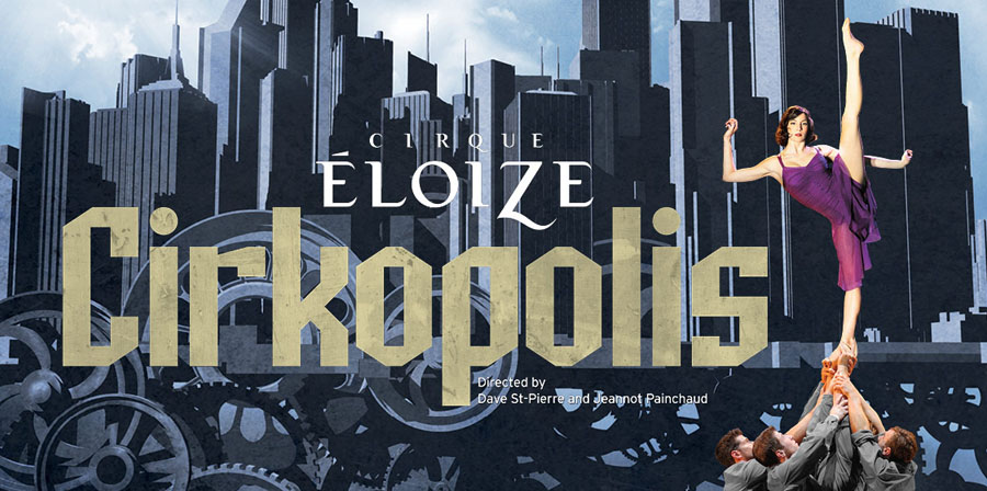 Cirkopolis, Cirque Éloize, Circus, Manchester, TotalNtertainment