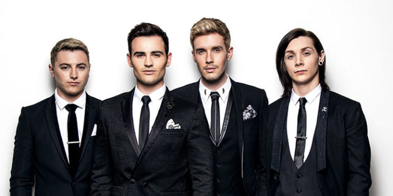 Collabro, Musical Theatre, Tour, TotalNtertainment, York