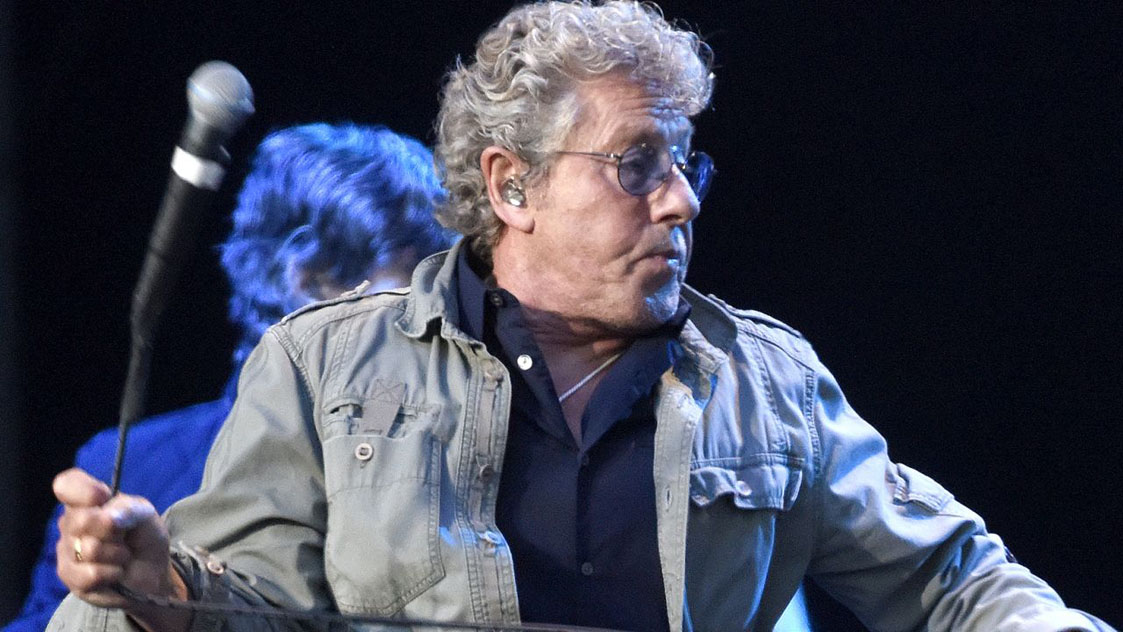 Roger Daltry, The Who, totalntertainment, new album