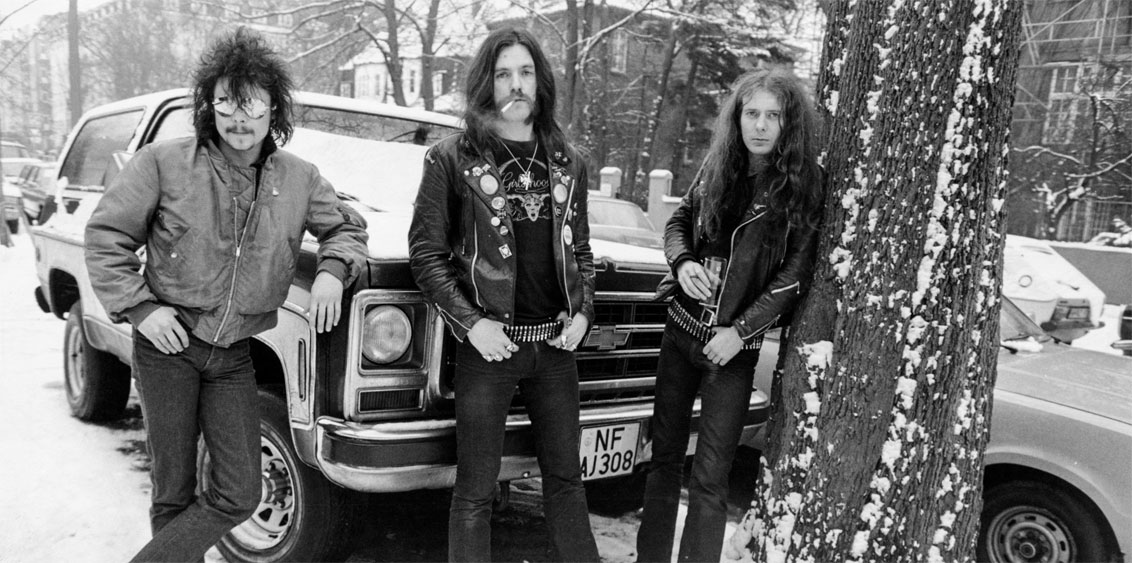 Motorhead, Eddie Clarke, Music, TotalNtertainment