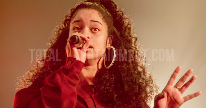 Ella Mai & Jvck James perform at the O2 Ritz in Manchester