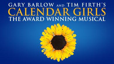 Calendar Girls, Garry Barlow, Tim Firth, theatre, musical