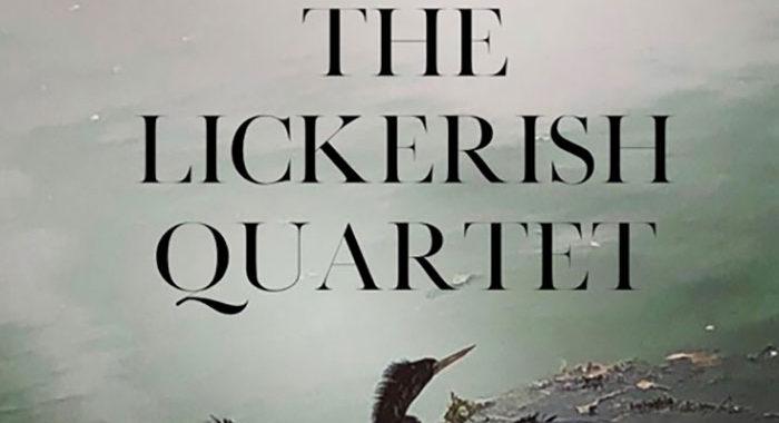 THE LICKERISH QUARTET release new psych EP