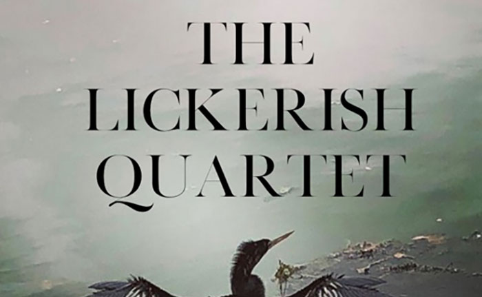 The Lickerish Quartet, Threesome Vol 2, Music, New EP, TotalNtertainment