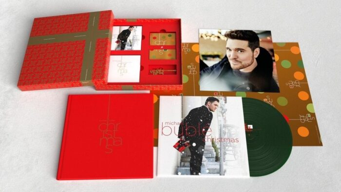 Michael Bublé, Music News, Christmas, New Album, TotalNtertainment, Deluxe Edition