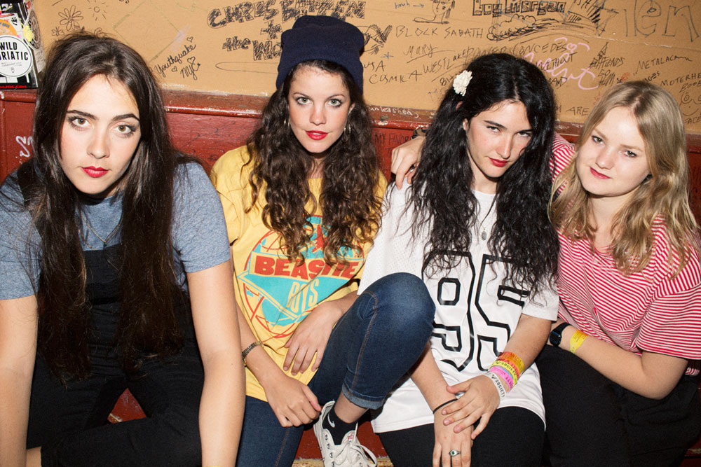 Hinds, Swedish, new album, totalntertainment, Manchester