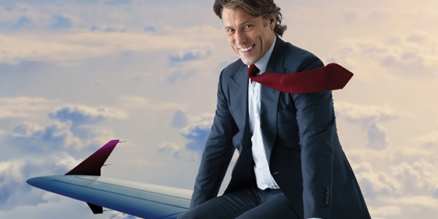 John Bishop's Winging It Live comes to DVD, Blu Ray & Download