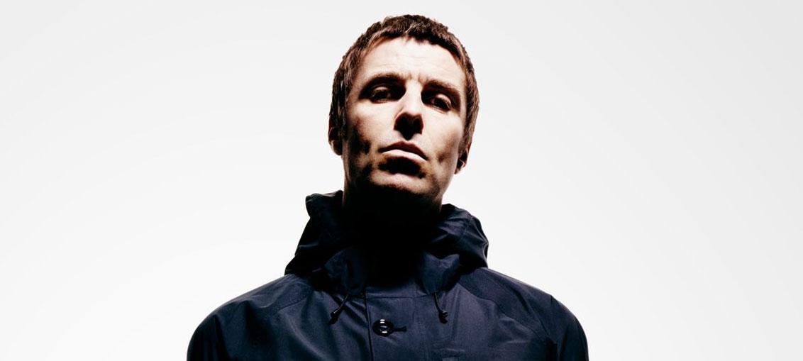 Liam Gallagher Photo