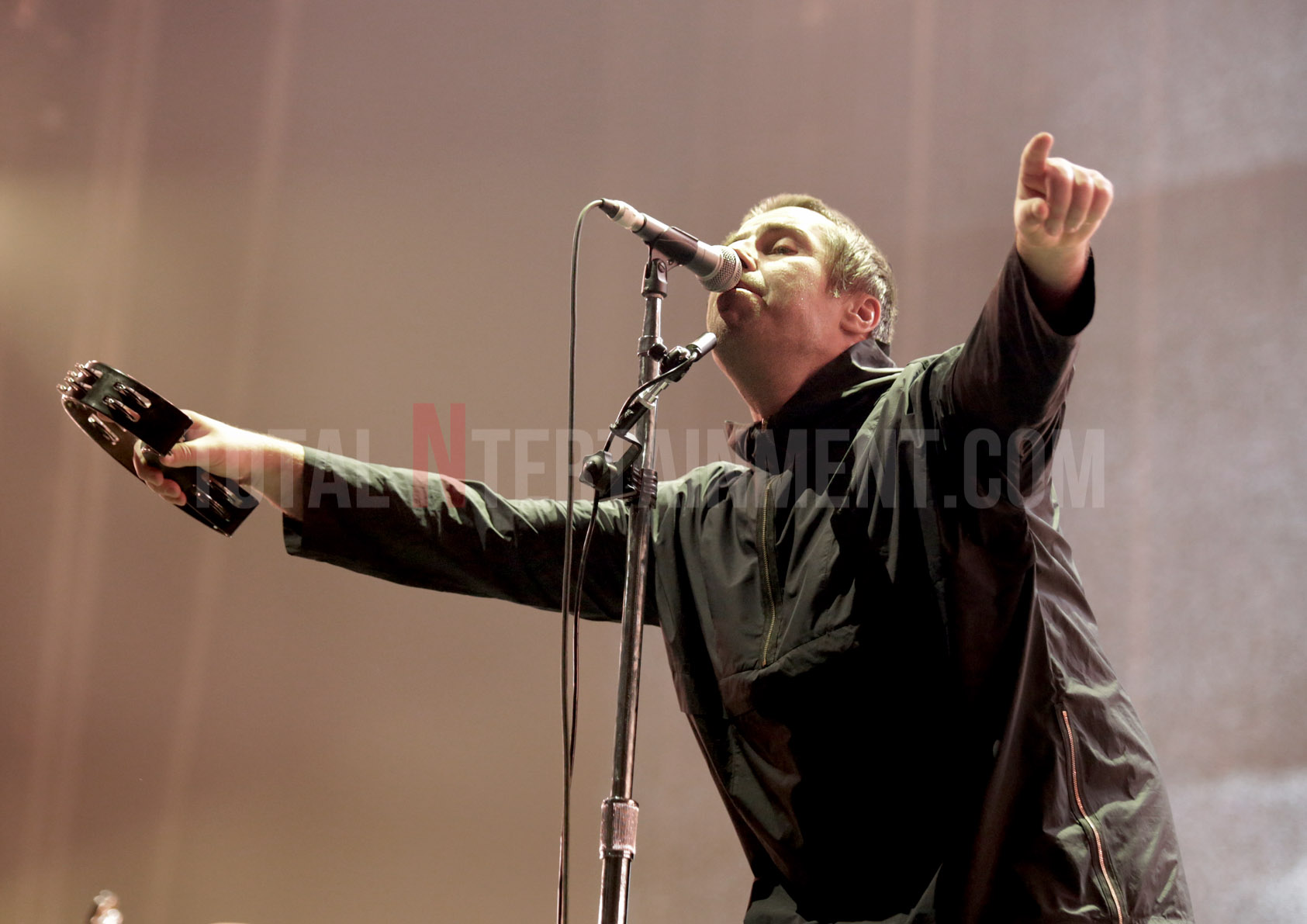 Liam Gallagher, Music, Review, Manchester, TotalNtertainment, Sakura